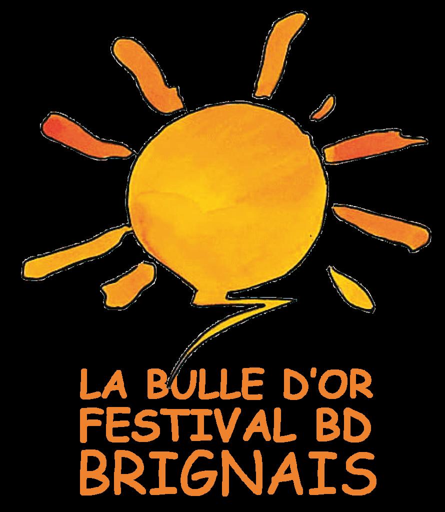 Bulle d'or logo typo 2018