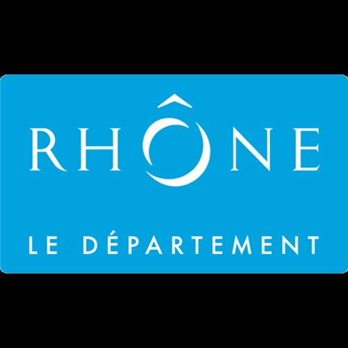 logo dépt Rhône